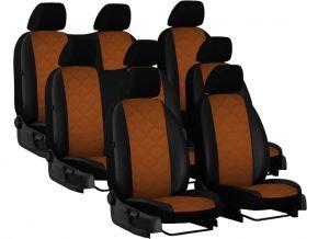 калъфи за седалки направени по мярка кожени MERCEDES VITO W447 8m. (2014-2020)