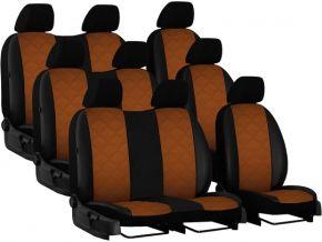 калъфи за седалки направени по мярка кожени MERCEDES VITO W447 9m. (2014-2020)