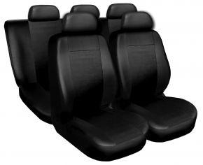 калъфи за седалки универсален SUPERIOR черно