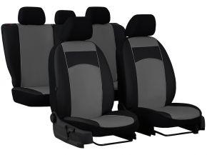 калъфи за седалки направени по мярка кожа STANDARD LAND ROVER DISCOVERY II (1998-2004)