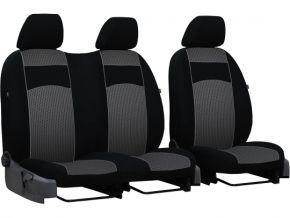 калъфи за седалки направени по мярка Vip RENAULT MASTER II 2+1 (1998-2003)