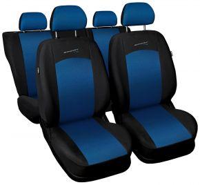 калъфи за седалки универсален SPORT LINE син