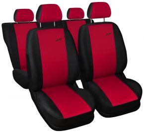 калъфи за седалки универсален XR червен