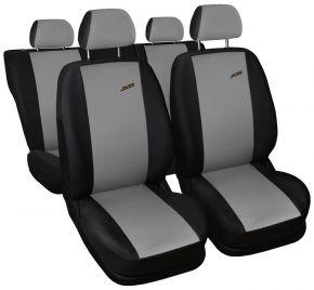 калъфи за седалки универсален XR тъмно сиво