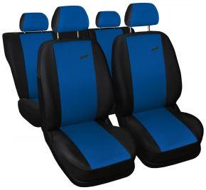 калъфи за седалки универсален XR син