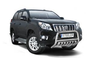 Предни протектори за Steeler Toyota Land Cruiser 150 2010- Тип S