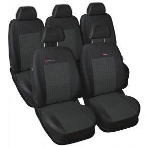 калъфи за седалки Elegance за OPEL ZAFIRA C (5 места), 644-P1