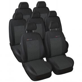 калъфи за седалки Elegance за OPEL ZAFIRA C (7 места), 643-P1