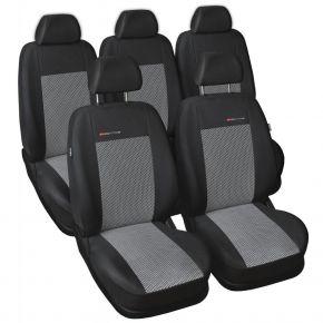 калъфи за седалки Elegance за OPEL ZAFIRA C (5 места), 644-P2