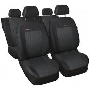 калъфи за седалки Elegance за FIAT TIPO, 649-P3 2015-