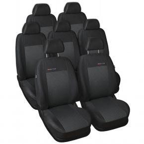 калъфи за седалки Elegance за OPEL ZAFIRA C (7 места), 643-P3