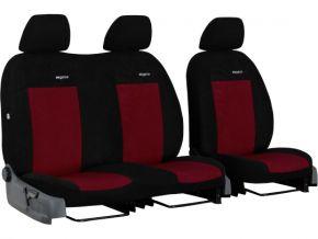 калъфи за седалки направени по мярка Elegance RENAULT MASTER II 2+1 (1998-2003)