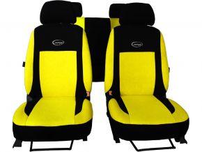 калъфи за седалки универсален ENERGY жълт