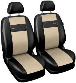 калъфи за седалки универсален X-Line бежов