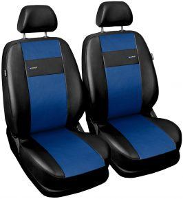 калъфи за седалки универсален X-Line син