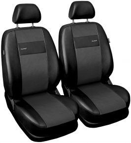 калъфи за седалки универсален X-Line сив, преден